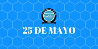 Feriado del 25 de Mayo