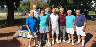 Interclub Seniors y Menores