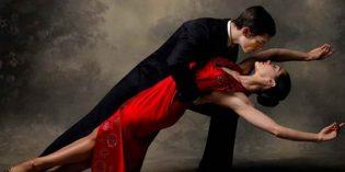 Clases de tango en el CASI