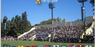 Fixture URBA Top 12 2019